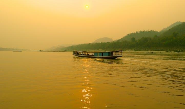 Luxury holidays in Laos