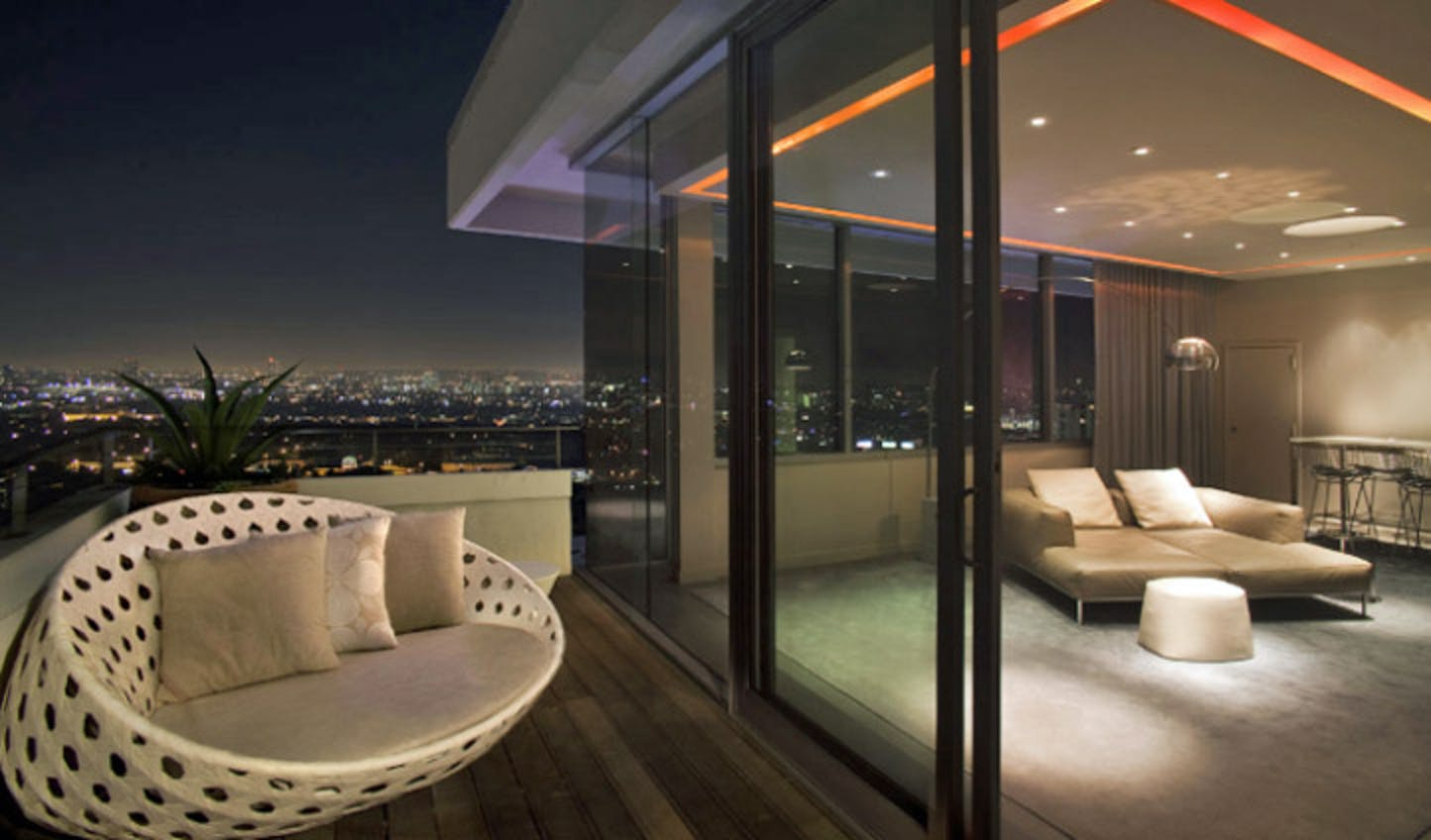 Penthouse Suite, Andaz Hotel, USA