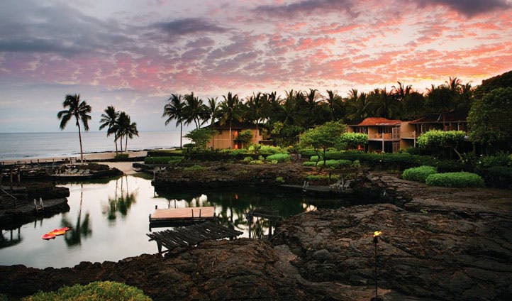 Luxury holidays in Hawaii