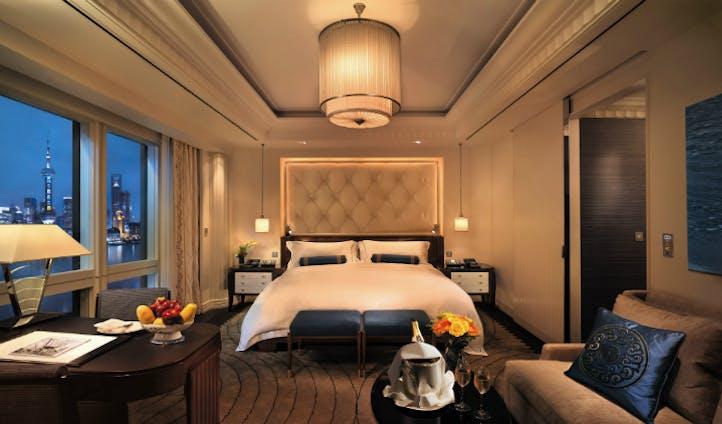 Luxury holiday in Shanghai