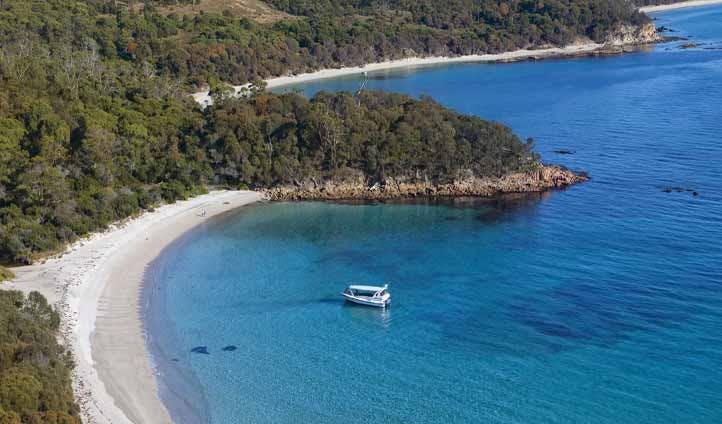 Holidays in Tasmania