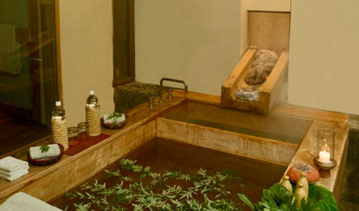 luxury hotel spa