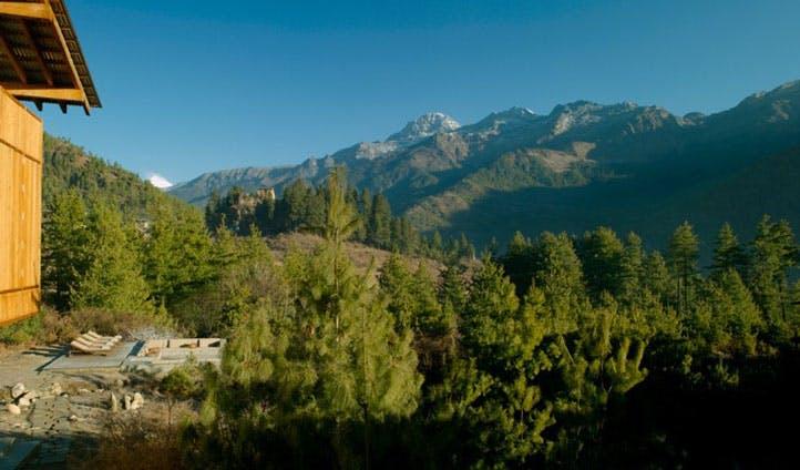 valley luxury terrace