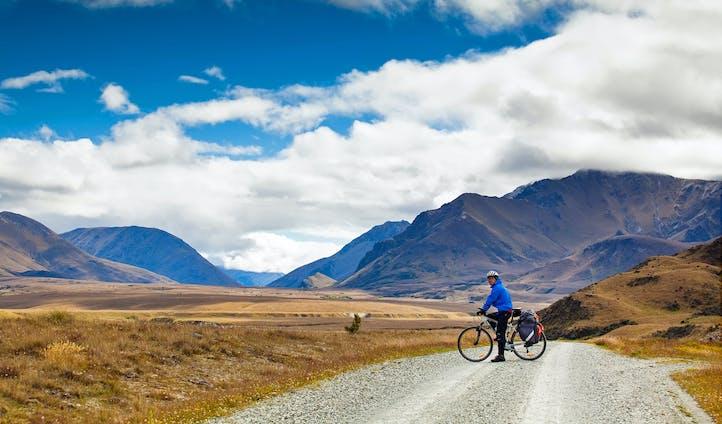 Heli Bike New Zealand