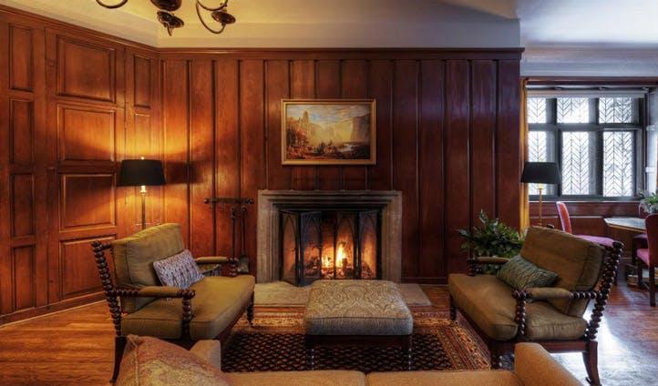 fire luxury hotel