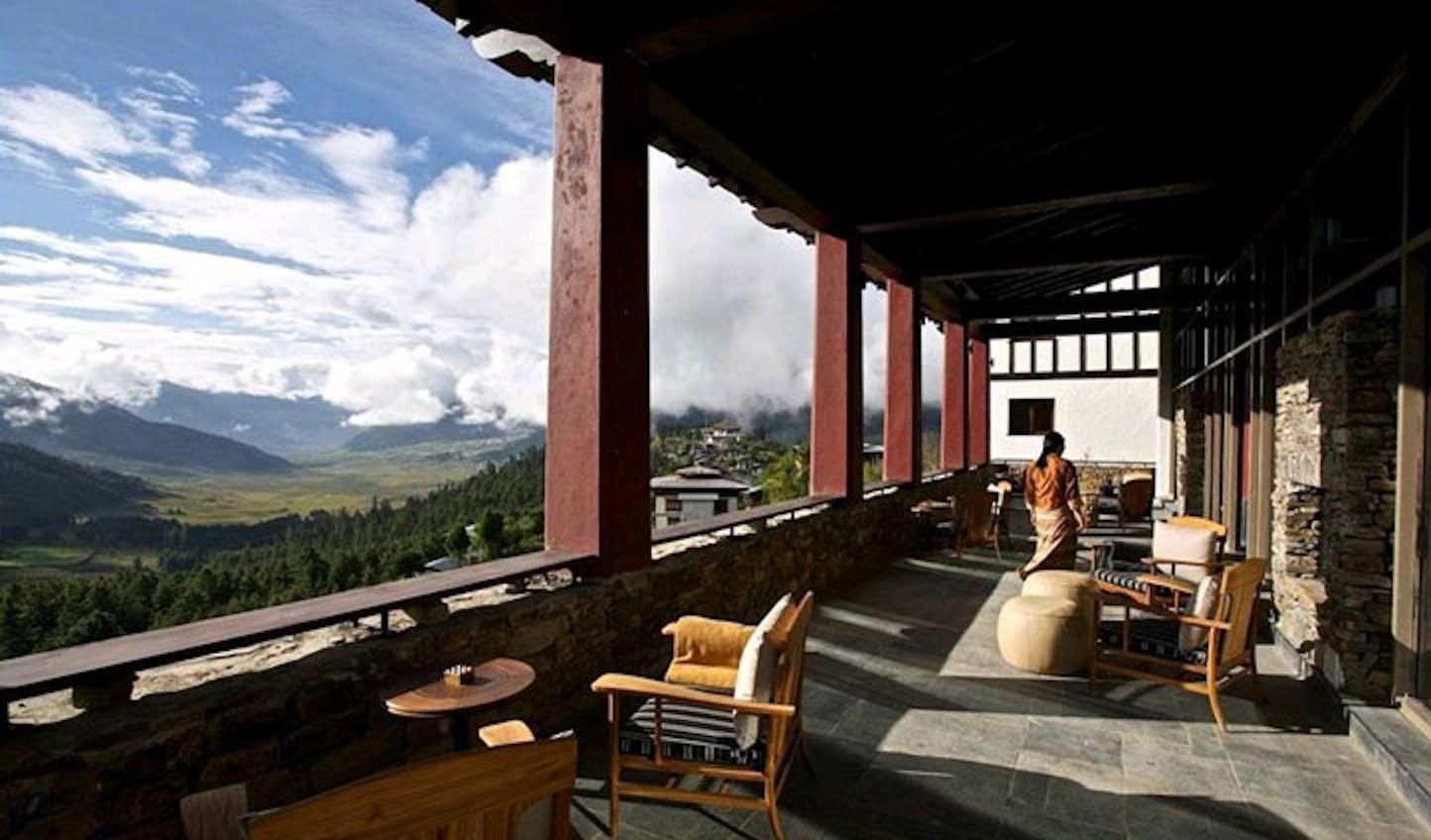 bhutan lodge
