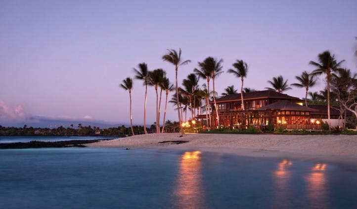 Hawaii luxury resort