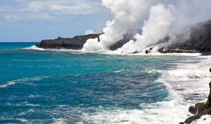 rugged Kauai coastline