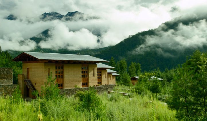 surronding nature bhutan