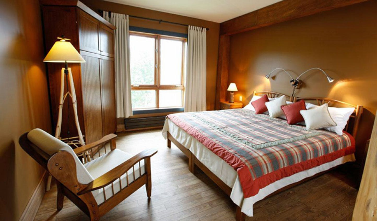 Accommodation in Quebec, Canada