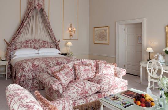 Luxury hotels in Dublin