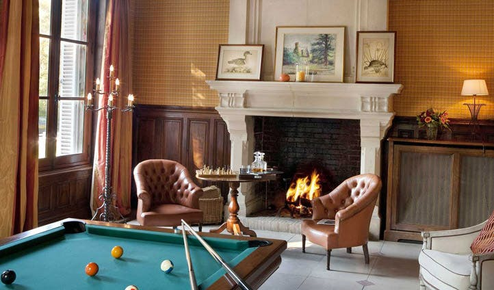 luxury hotel chateau