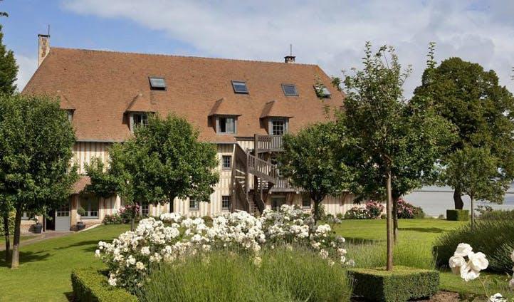 france guest cottage