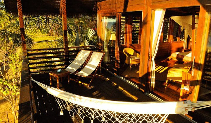 hammock luxury hotel