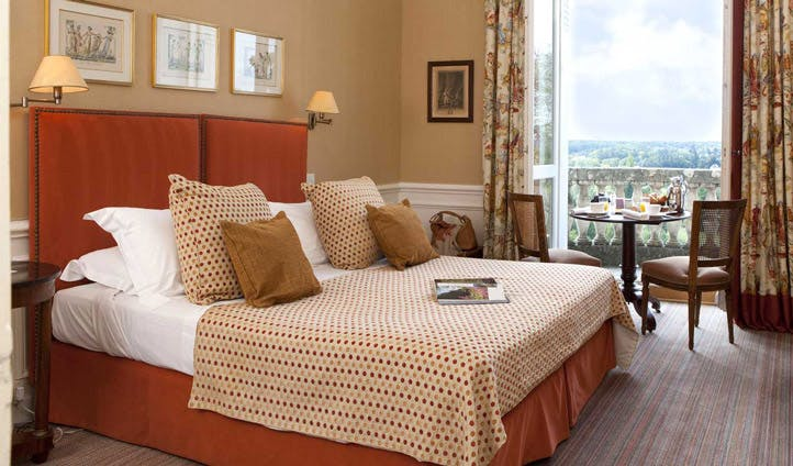 luxury hotel france