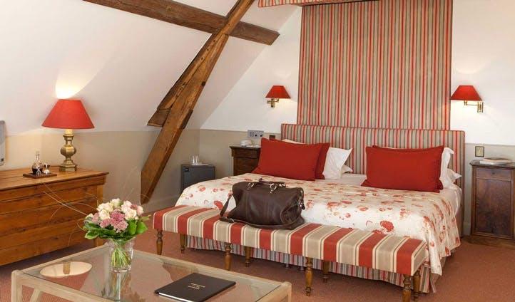 france luxury hotel room