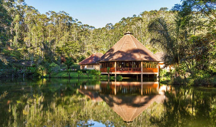 luxury lodge madagascar
