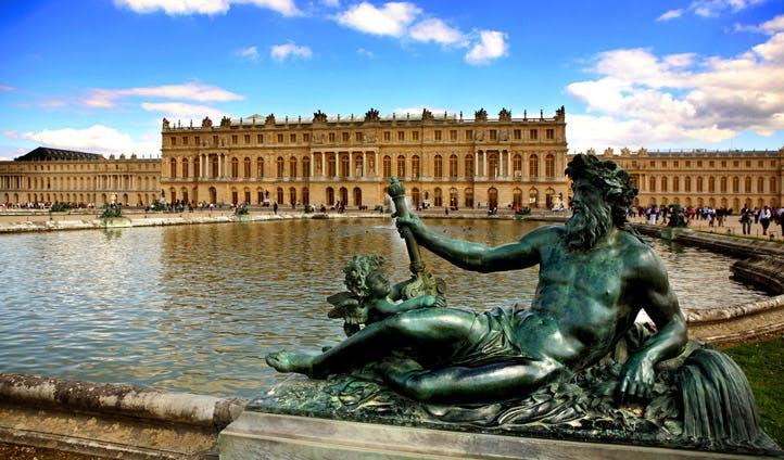 Palace Versailles 2