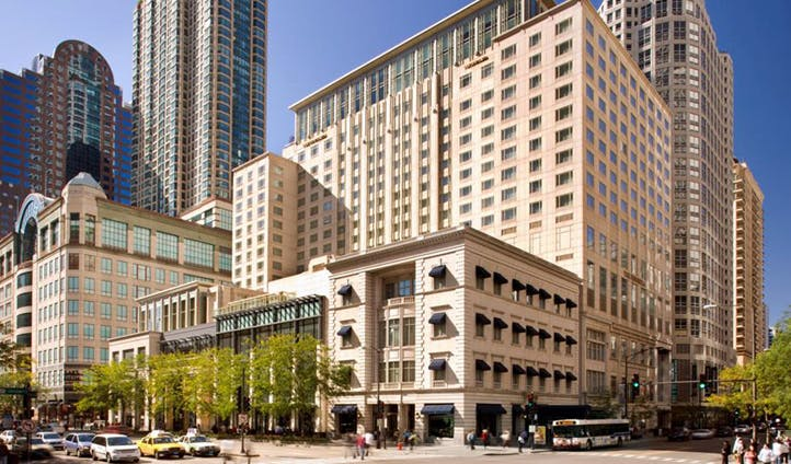 Peninsula Hotel, Chicago, USA