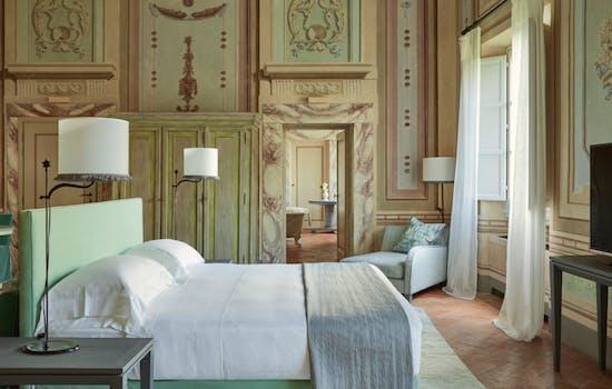 Sumptuous Italian living at COMO Castello del Nero