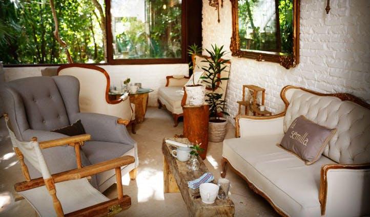 lounge area mexico