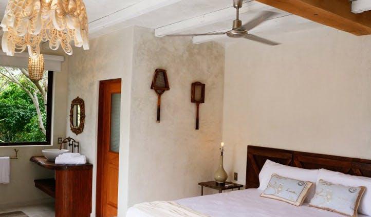 mexico hotel room