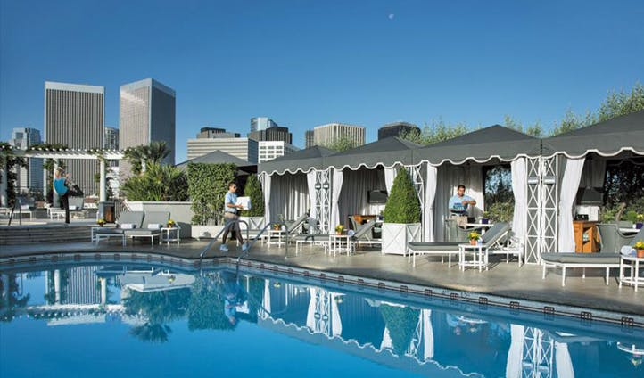 Peninsula Hotel Beverly Hills, USA
