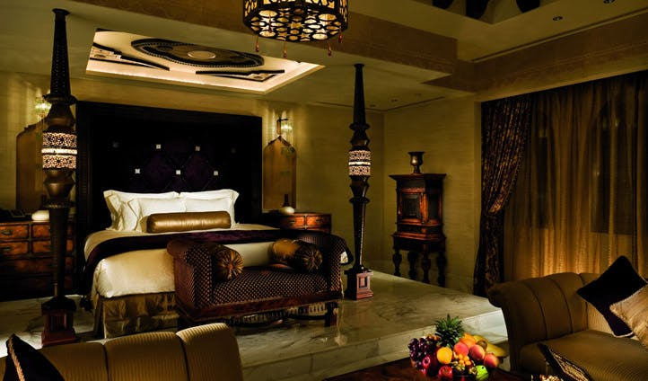 A room a the Sharq Resort & Spa
