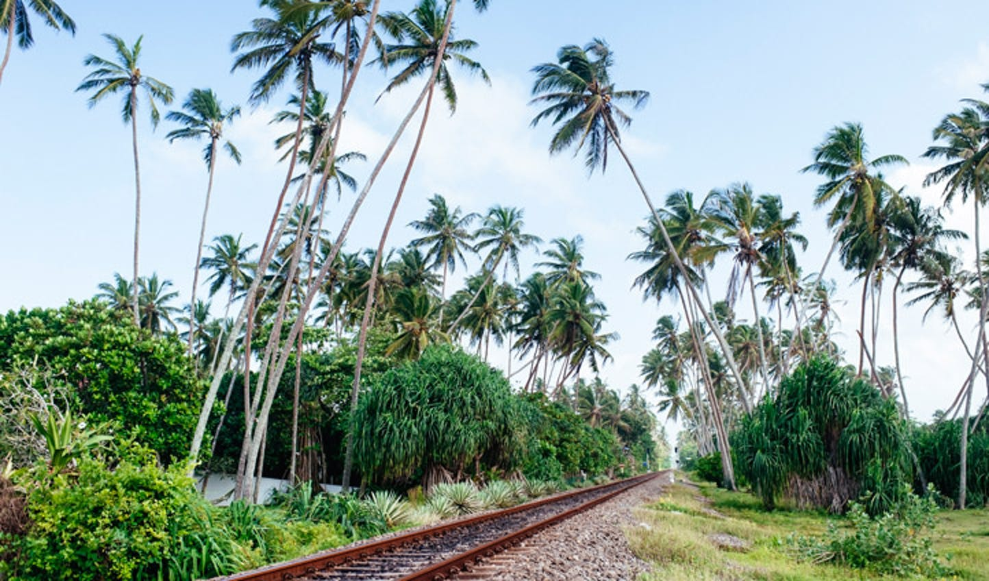 Journeying in Sri Lanka