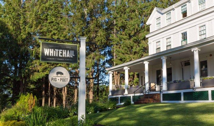 Whitehall Inn, Maine