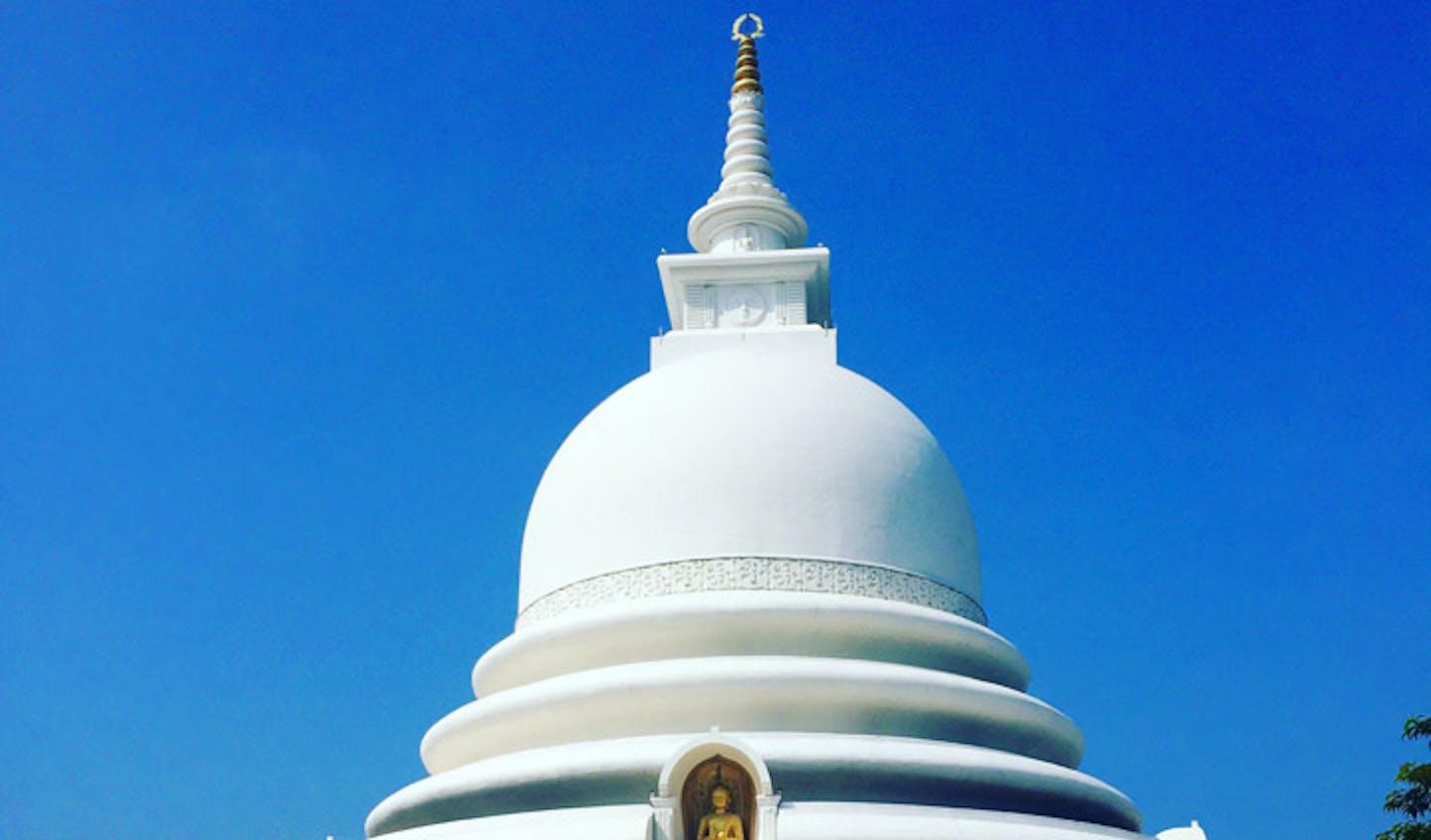 Sri Lankan architecture at its finest