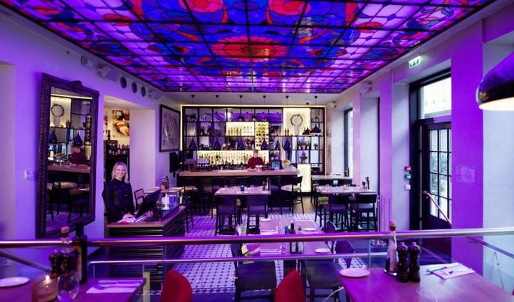 Bar, Clarion No. 13, Bergen   Black Tomato
