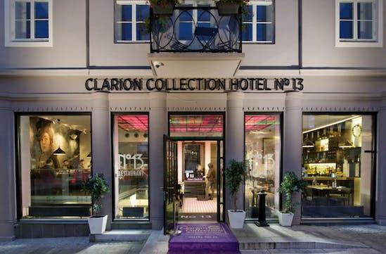 Clarion No. 13 Hotel, Bergen   Black Tomato