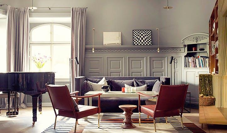 Lounge area | Black Tomato