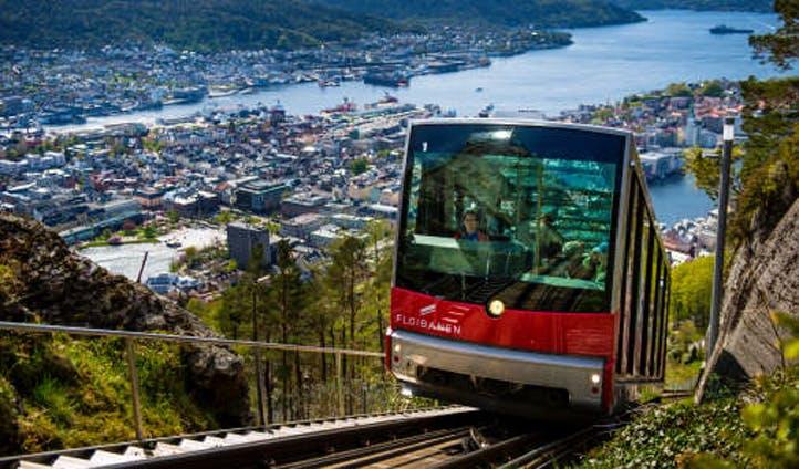 Fløibanen, Bergen | Black Tomato