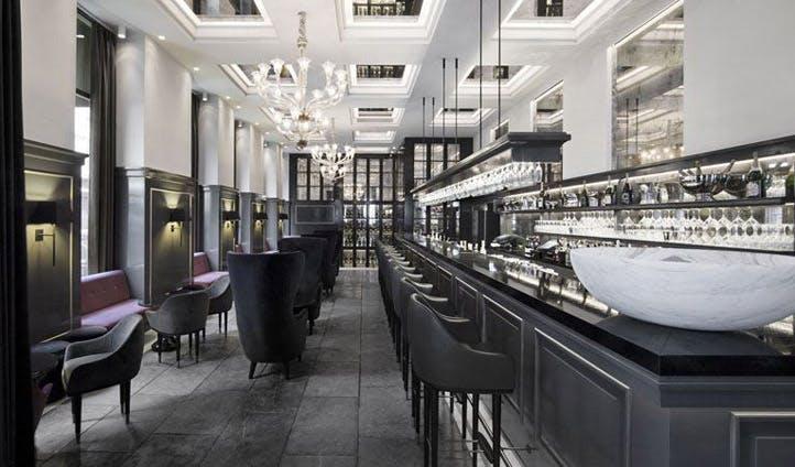 Balthazar Bar, Hotel d'Angleterre | Black Tomato