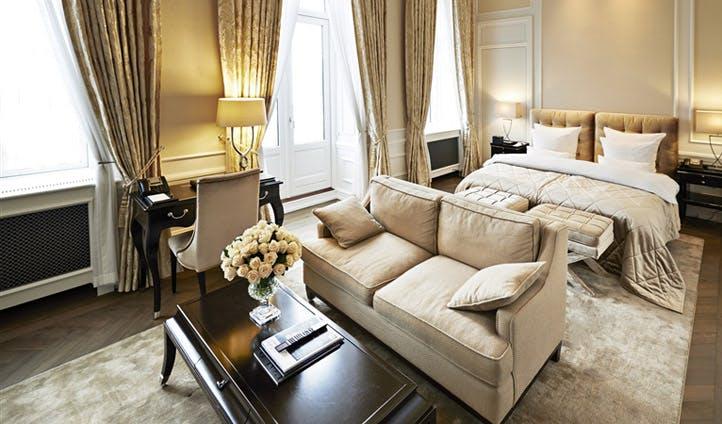 Junior Suite, Hotel d'Angleterre | Black Tomato
