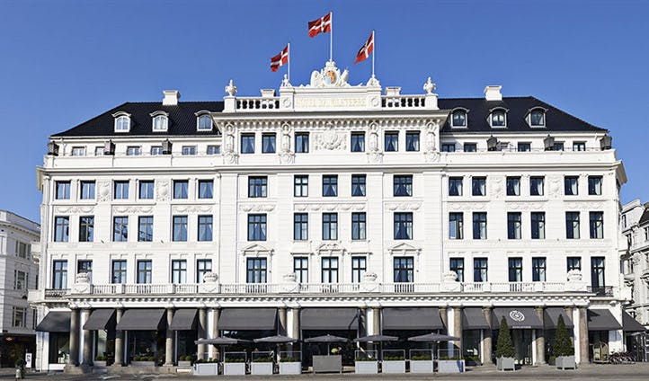 Hotel d'Angleterre, Copenhagen | Black Tomato