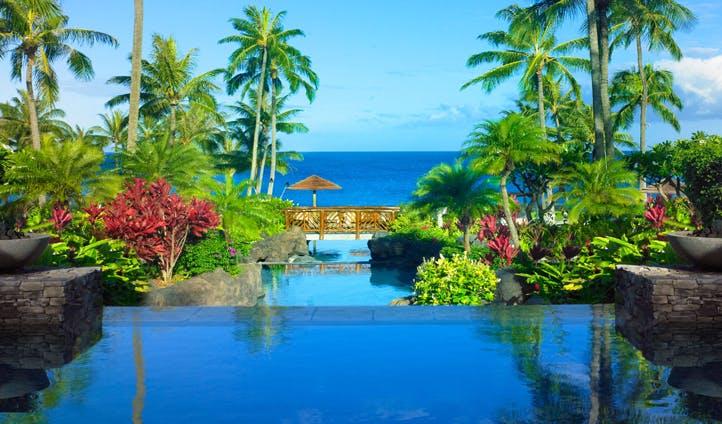 Luxury Hotels in Hawaii