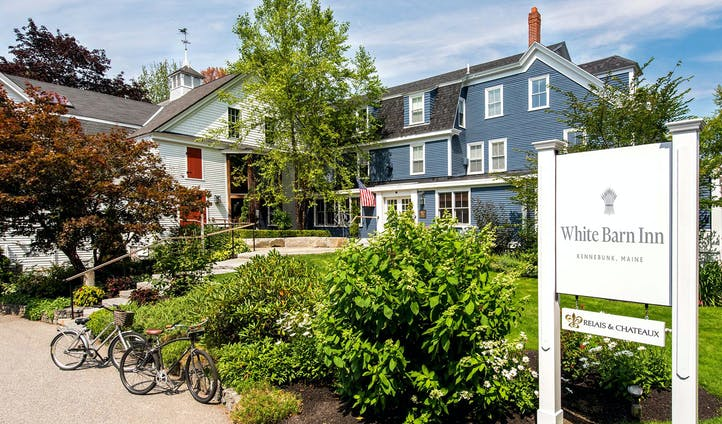 White Barn Inn, Kennebunk, Maine | Luxury Hotels in the USA