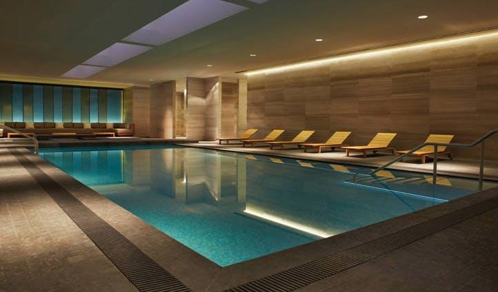 Four Seasons Toronto pool area