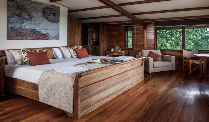 Luxury Hotels in Galapagos