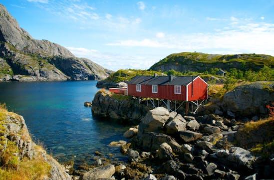 Nusfjord Fisherman's Cabin | Luxury Hotels in Norway