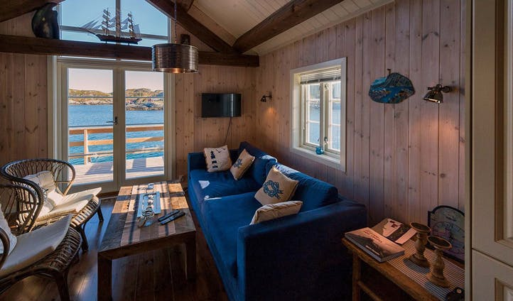 Nusfjord Fisherman's Cabin | Luxury Hotels in Norway