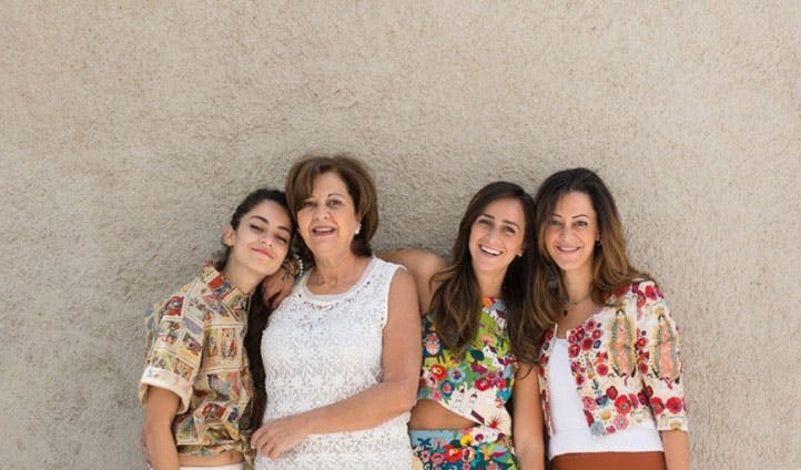 Enjoy a family dining experience with Beit Sitti