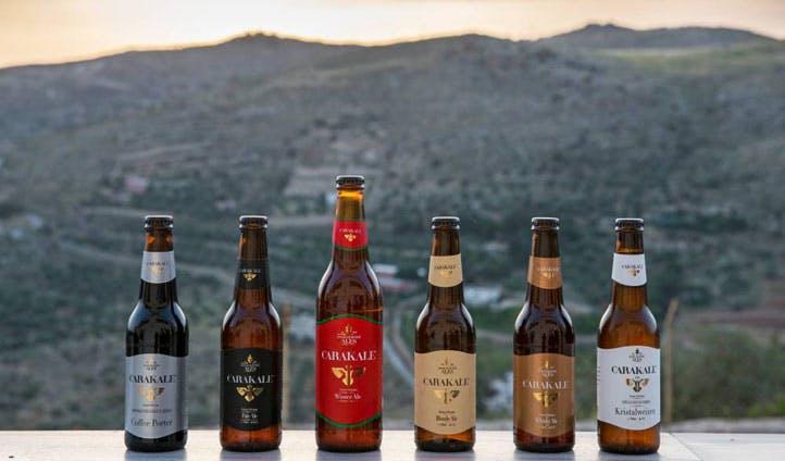 Taste Jordan's first craft brews at Carakale Brewery