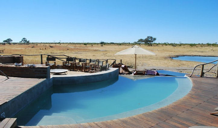 Pool, Somalisa Camp | Black Tomato