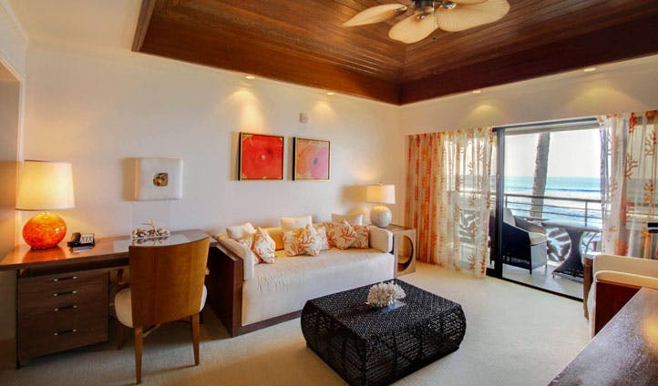 A suite at Ko'a Kea, Kauai