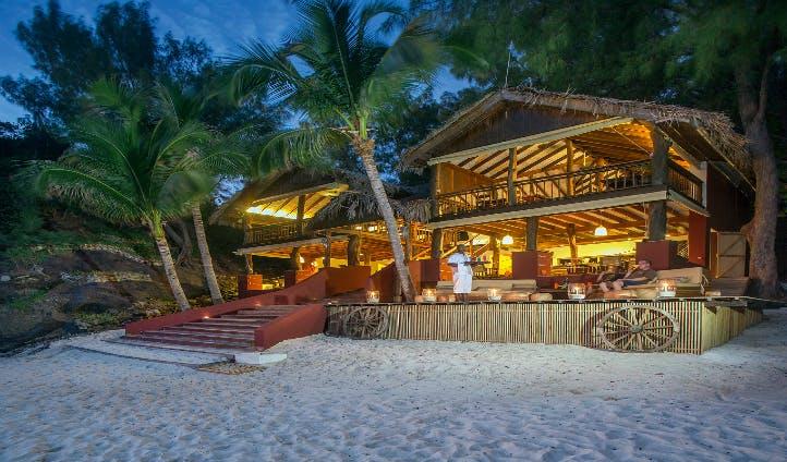 Luxury hotels in Madagascar
