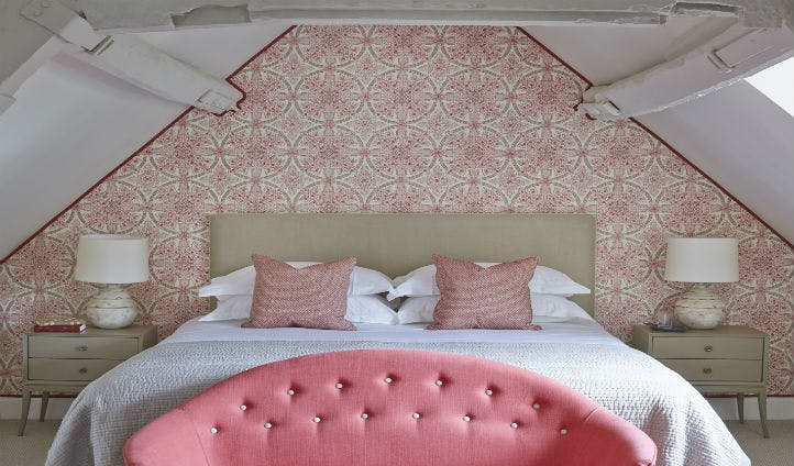 The Attic Suite at Dormy House Hotel